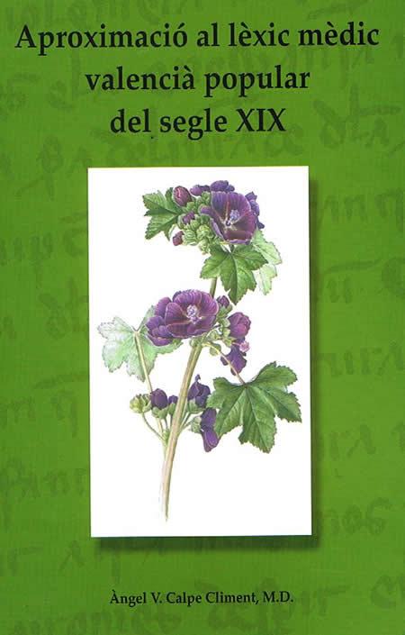 Portada Lexic medic valencià s.XIX